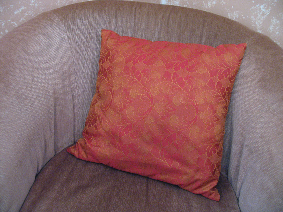 Rusty pillow 1