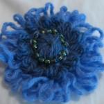 Yarn flower 4